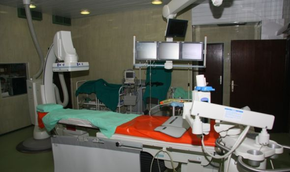 Klinički centar: Značajno smanjena lista čekanja na Odeljenju interventne kardiologije