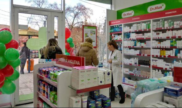 """Otvoren još jedan """"Dr.Max"""" u Kragujevcu: Pristupačne cene i promotivne ponude (FOTO)"""