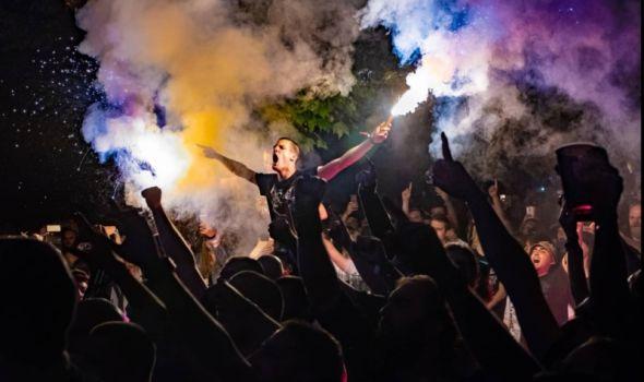 Izložba fotografija sa Arsenal festa na otvorenom