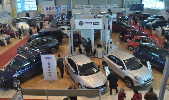 """Otvoren """"Auto Expo 2018"""": Akcijske cene i popusti na automobile (FOTO)"""