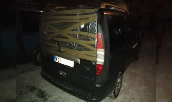 """Kragujevačkom bendu """"Motorcharge"""" obijen automobil u Sarajevu i ukradena oprema"""