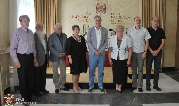 Savez Srba iz Rumunije u poseti Kragujevcu: Održavanje veza sa maticom