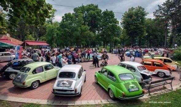 """BALKAN FIĆA FEST: Praznik za ljubitelje """"Zastave 750"""""""