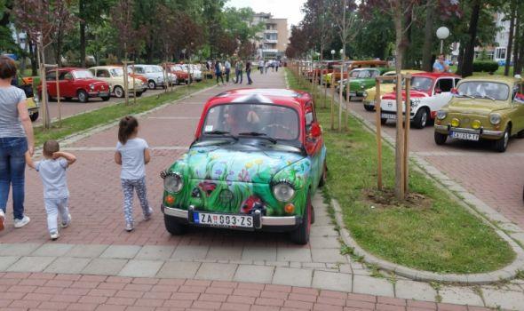 "BALKAN FIĆA FEST: Praznik za ljubitelje ""Zastave 750"" u Velikom parku"