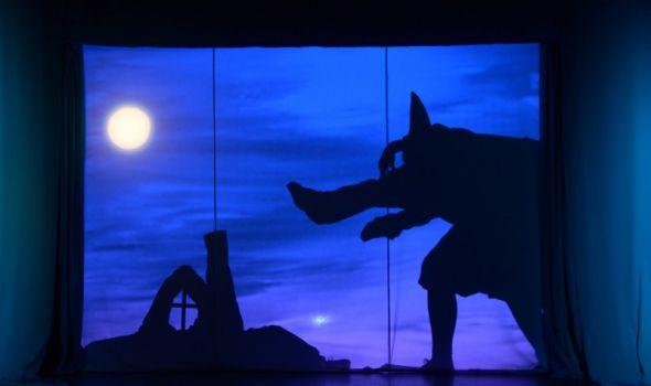 """""""Basne iz senke"""" u Pozorištu za decu"""