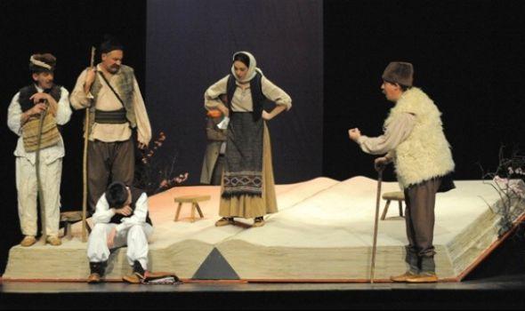 """Predstava """"Bašta sljezove boje"""" u Teatru"""