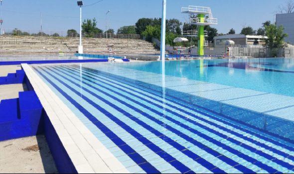 POČINJE kupališna sezona na otvorenim bazenima, u toku rekonstrukcija TRIBINA (FOTO)