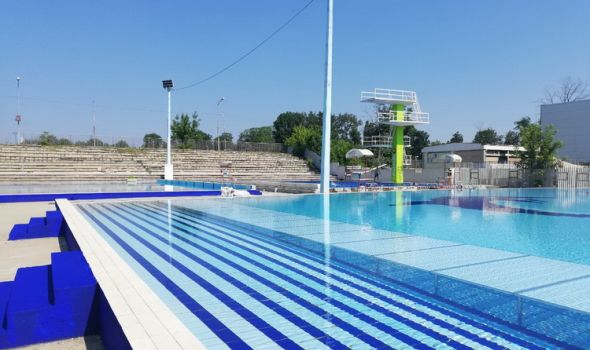 Besplatan ulaz na bazene i u Avantura park za mlade
