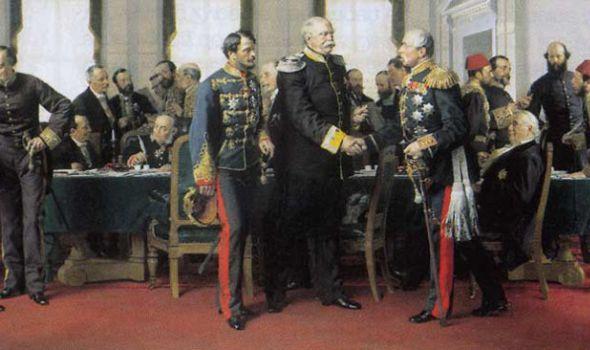 STARI KRAGUJEVAC - Proklamacija nezavisnosti 1878. godine