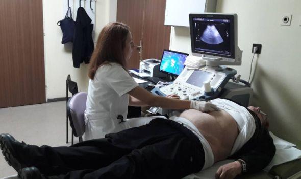 Besplatni preventivni pregledi u Kliničkom centru i ATD-u