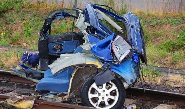 Stravično: Voz usmrtio Kragujevčanina
