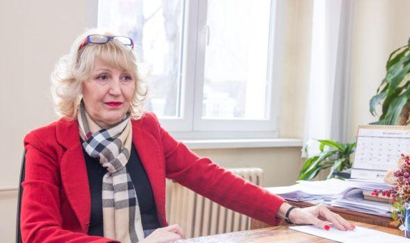 Biljana Ilić Stošić na EVROAZIJSKOM FORUMU ŽENA u Sankt Peterburgu