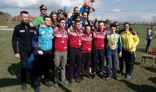 Trijumf kragujevačkih biciklista u Beogradu i Šidu