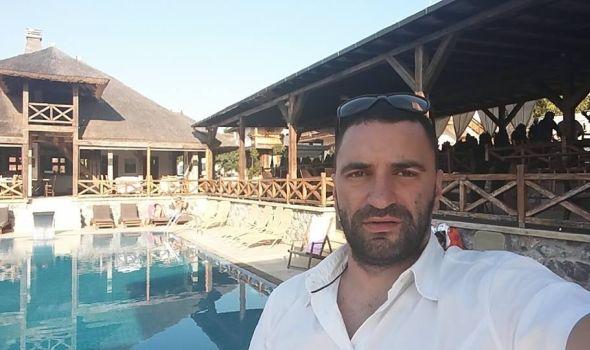 Andrija Terzić promoviše drugi roman u Kragujevcu