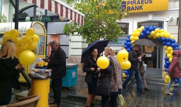 Nova poslovnica Piraeus banke u centru Kragujevca