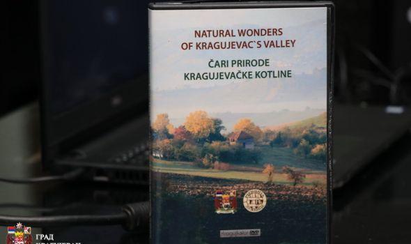 """Promovisan ekološki film """"Čari prirode kragujevačke kotline"""""""