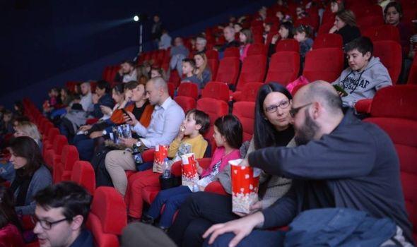 Porodični dan u Cineplexx-u, mališanima pokloni i paketići