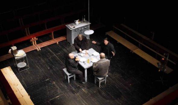 """Predstava """"Četiri brata"""" u KST-u"""