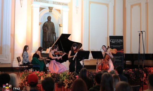 "U toku šesti Internacionalni festival kamerne muzike ""Convivium Musicum"" (FOTO)"