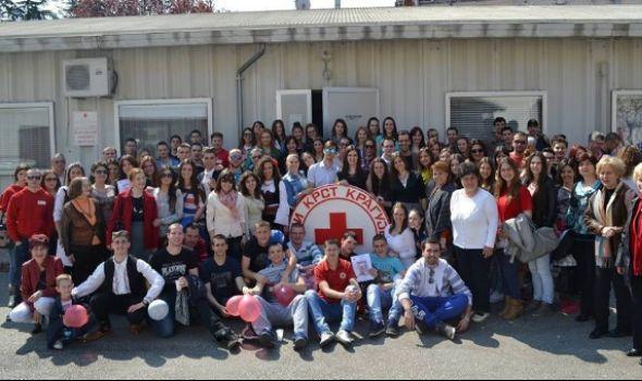 LJUBAV: Nedelja Crvenog krsta u Kragujevcu