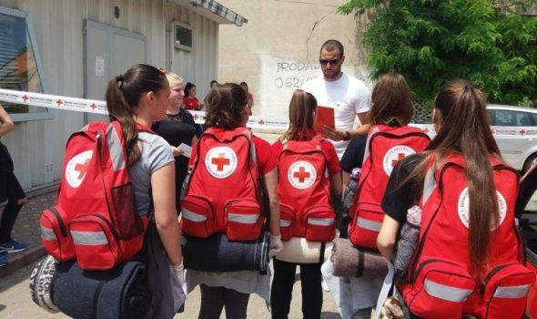 Humani Kragujevčani u 2018. volontirali više od 40.000 sati u Crvenom krstu