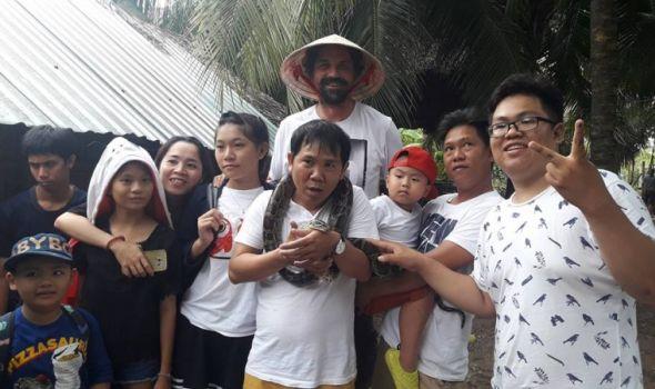 Ćuretove pustolovine po Indokini – drugi deo (FOTO)