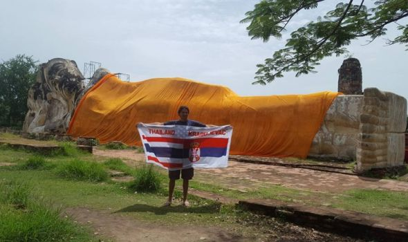 Ćuretove pustolovine po Indokini – peti deo (FOTO)