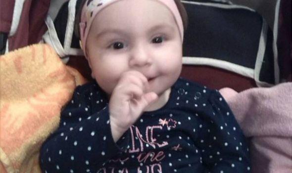 Kragujevčani, pomozite: Za operaciju male Andrijane potrebno još 6.000 evra