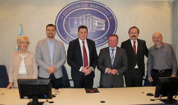 Ekonomski fakultet otpočeo saradnju sa FON-om (FOTO)