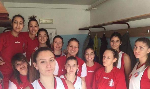 """Košarkašice """"Radničkog"""" slavile u Nišu"""
