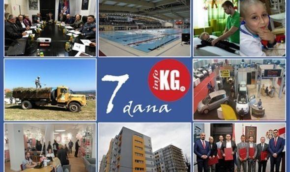 """InfoKG 7 dana: """"Zastava oružje"""" kupila """"Kovačnicu"""", pomozimo Nedi i Teodori, """"polovnjaci"""" na sniženju, nova poslovnica MTS-a, stanovi istraživačima, Đurđevdan…"""
