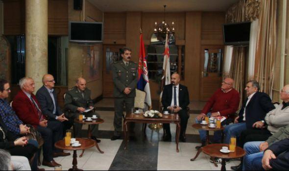 Kragujevac obeležio Dan vojnih veterana
