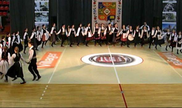 """Koncerti narodnih igara folklornog ansambla i velikog """"Narodnog orkestra"""" zatvaraju """"Dane Abraševića"""""""
