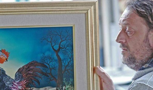 Darko Gavrilović: Živi u svetu umetnosti, a sebe ne naziva umetnikom