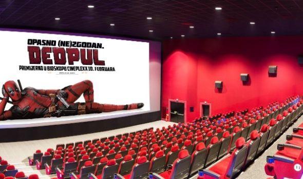 "Premijera filma ""Dedpul"" u Cineplexx-u (VIDEO)"