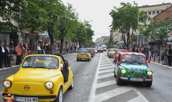 Kragujevac – moj glavni grad: ĐURĐEVDANSKI KARNEVAL centralna manifestacija proslave DANA GRADA