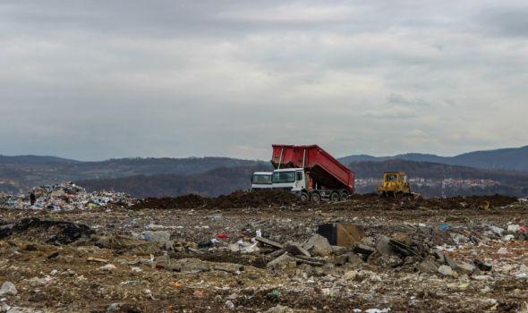 U planu sanacija deponije u Jovanovcu, problem takvih dimenzija da su za rešavanje potrebne godine
