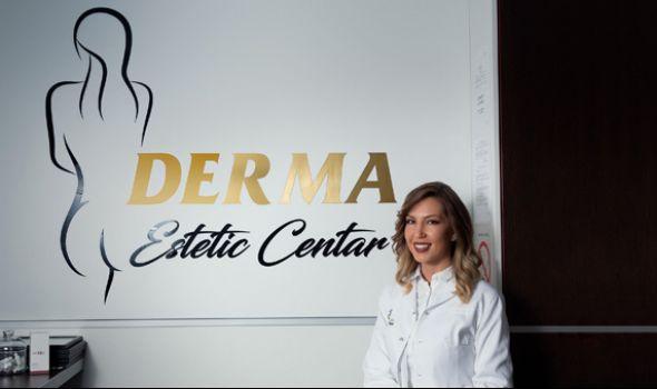 DERMA Estetic Centar: Nove svetske metode iz oblasti estetske medicine i u Kragujevcu