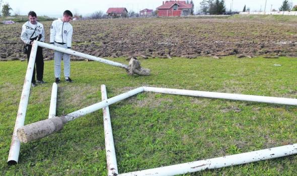 "Konačno obezbeđena parcela za TEREN FK ""Sloga"" iz Desimirovca, prethodni PREORAN"