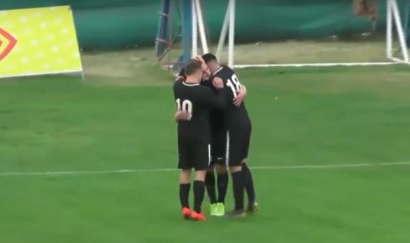 Dinamo na svom terenu bolji od Radničkog (VIDEO)