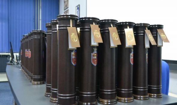 Na FMN svečano uručene DIPLOME za sve studijske programe (FOTO)