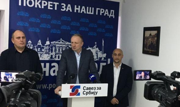 ĐILAS o ulasku PZNG u Savez za Srbiju: Kragujevac je ogledalo Srbije, decentralizaciju da prate finansije, a ne samo reči