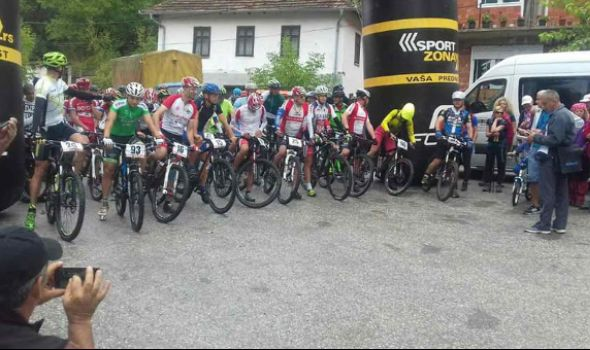 Dulenski MTB maraton u srcu Gledićkih planina