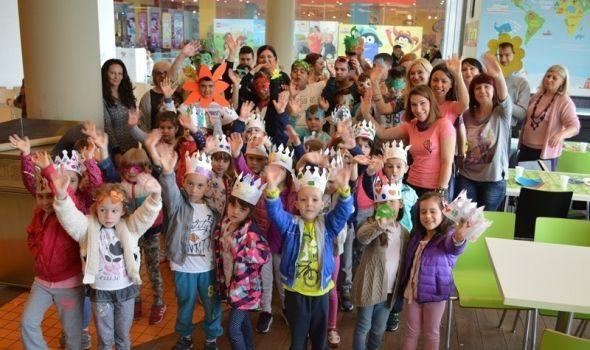 Kolaž, boje, šljokice: Mališani pripremili maske za Dečji karneval