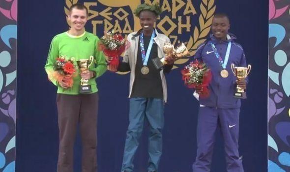 Kragujevčanin Darko Živanović vicešampion Beogradskog maratona (FOTO)