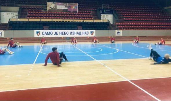 Šampion Srbije u futsalu startovao sa pripremama za prolećni deo sezone