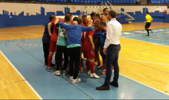 Ekonomac u finalu play-off faze Prve futsal lige (VIDEO)