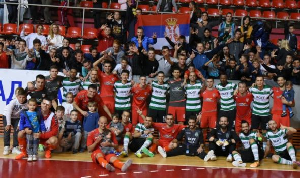 Ekonomac na turniru Elitne runde UEFA Lige šampiona u Barseloni, objavljeni termini utakmica