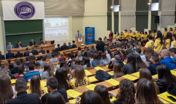 Ekonomski fakultet bogatiji za 260 studenata