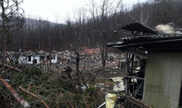 Zašto se desila eksplozija u Medni: Još se čeka izveštaj o veštačenju